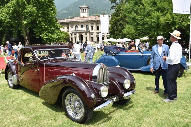 1937 Bugatti 57 Atalante