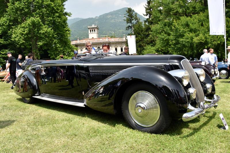 1936 Lancia Asturia Serie III