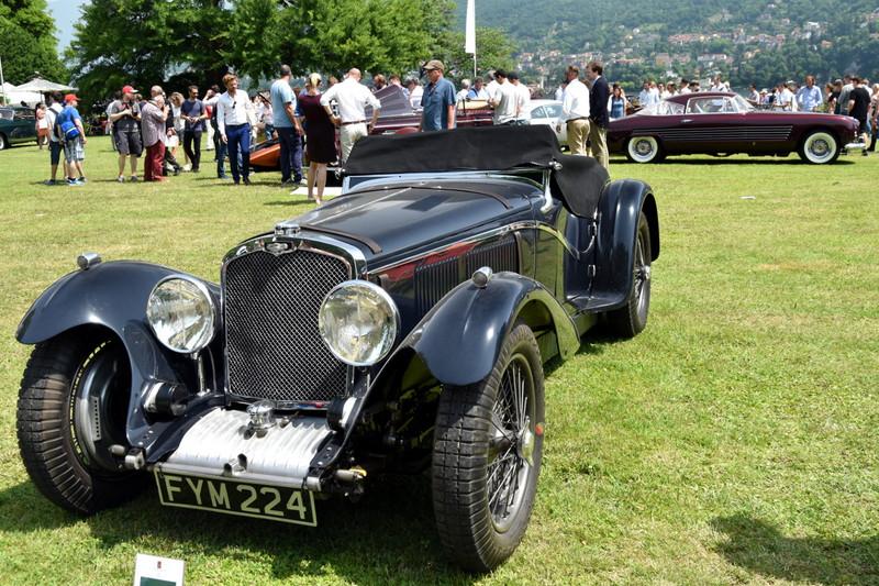 1934 Triumph Dolomite 8