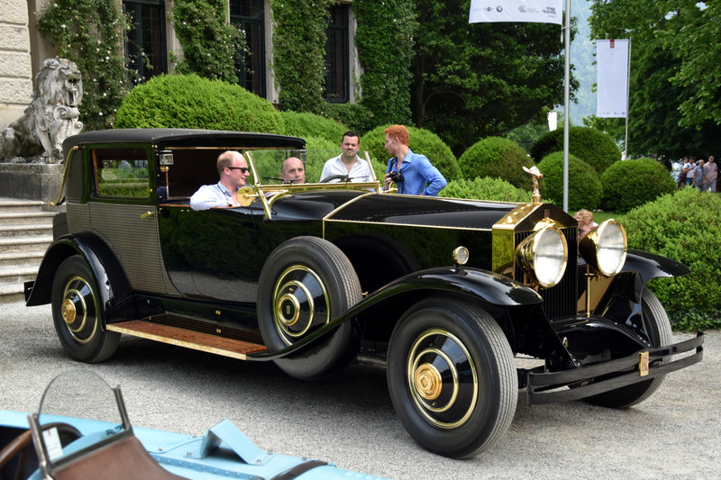 1929 Rolls-Royce Phantom
