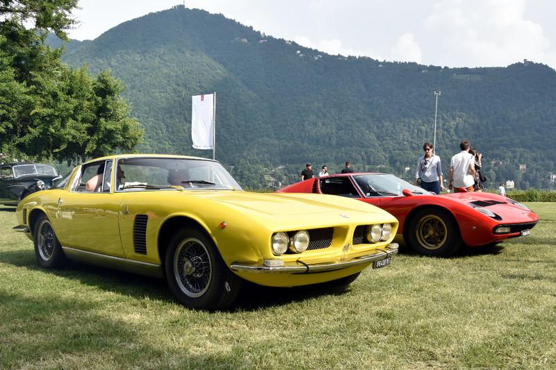 1967 Iso Grifo GL 350