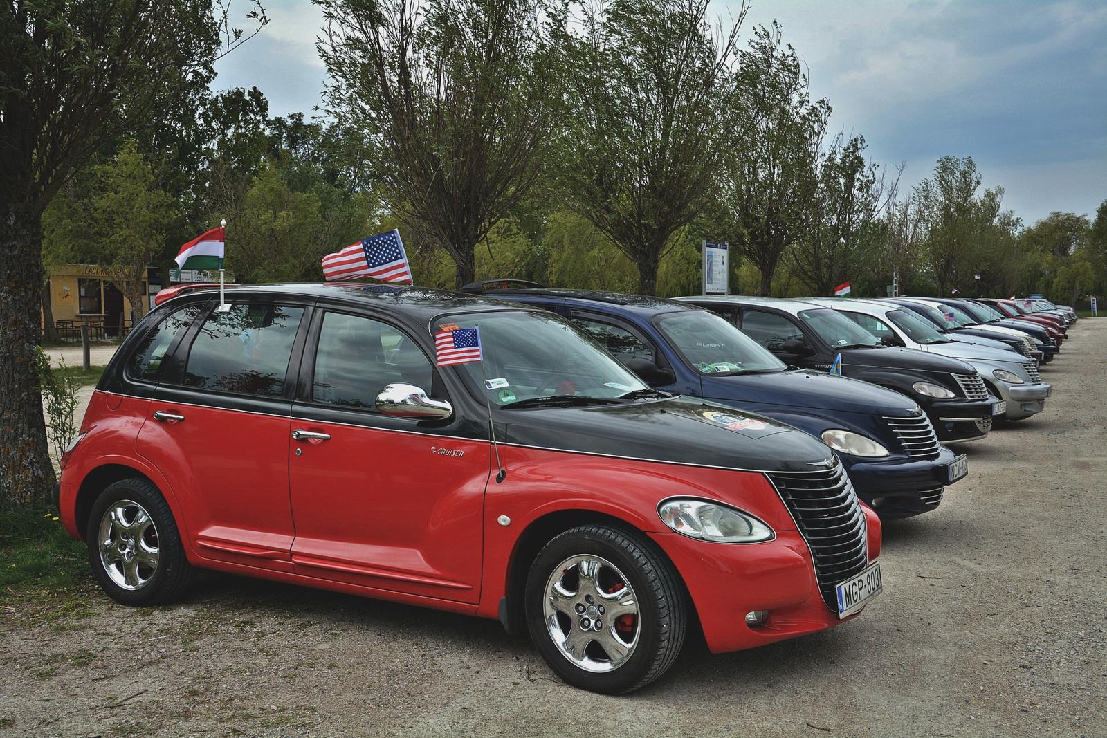 Chrysler találkozó