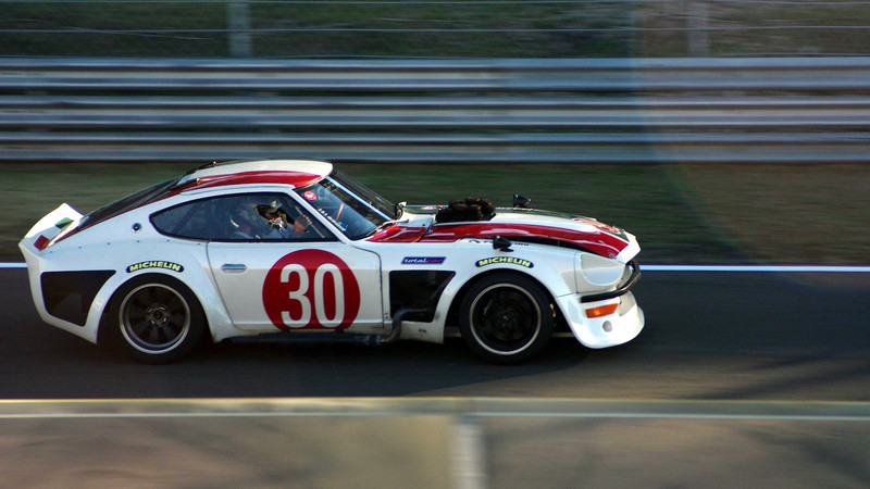 aardvark datsun 260Z hungaroring 2013 aug 21