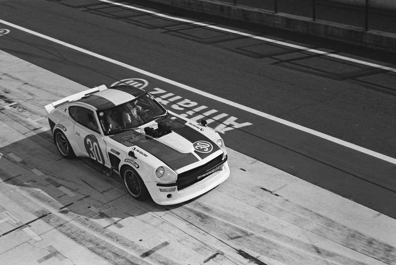 aardvark datsun 260Z hungaroring 2013 aug 18