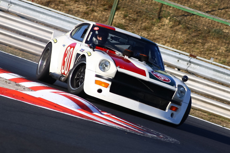 aardvark datsun 260Z hungaroring 2013 aug 2