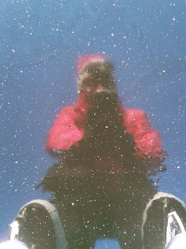 jeges szelfi