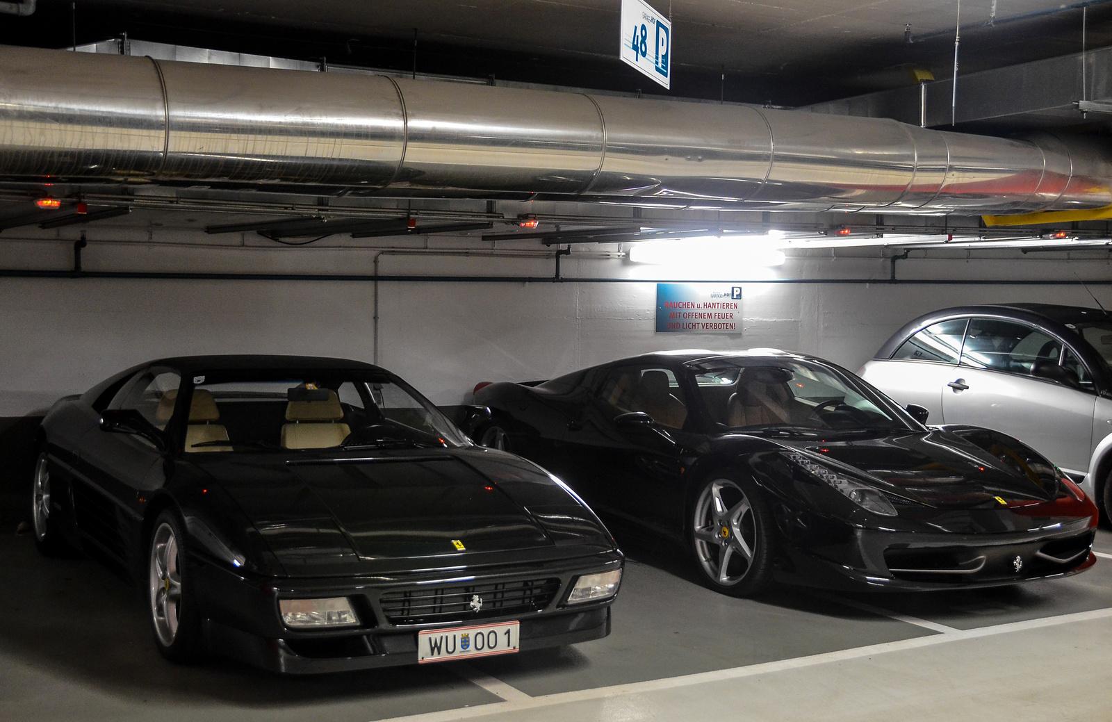 Ferrari 348 TB - 458 Italia