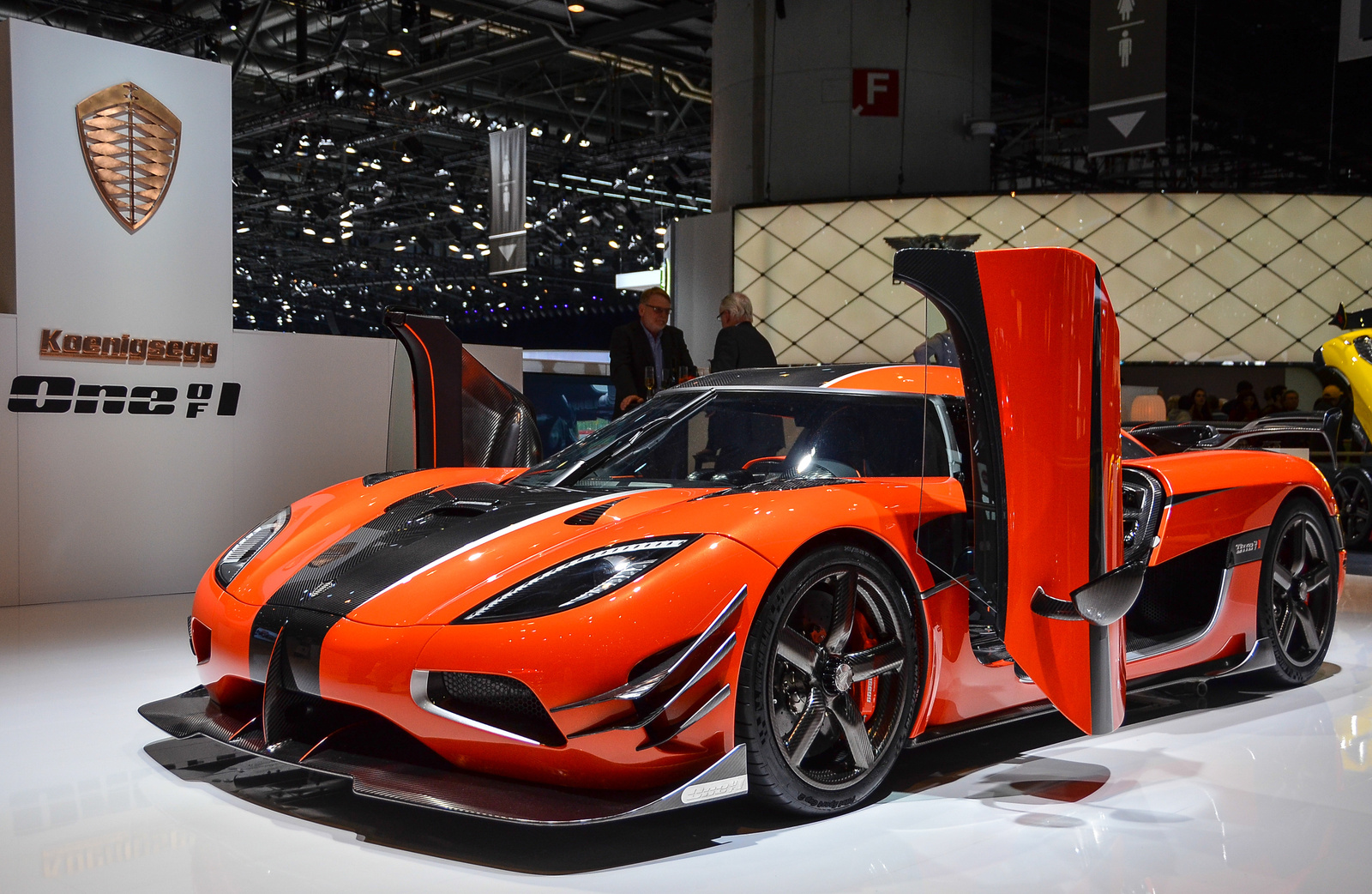 Koenigsegg One of 1