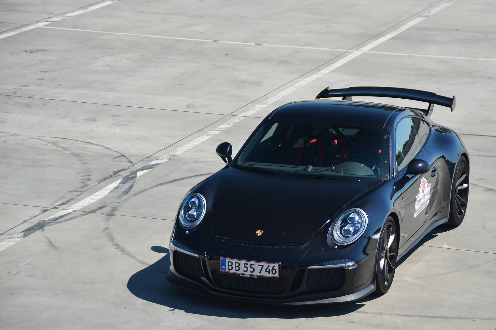 Porsche 911 GT3 (991)