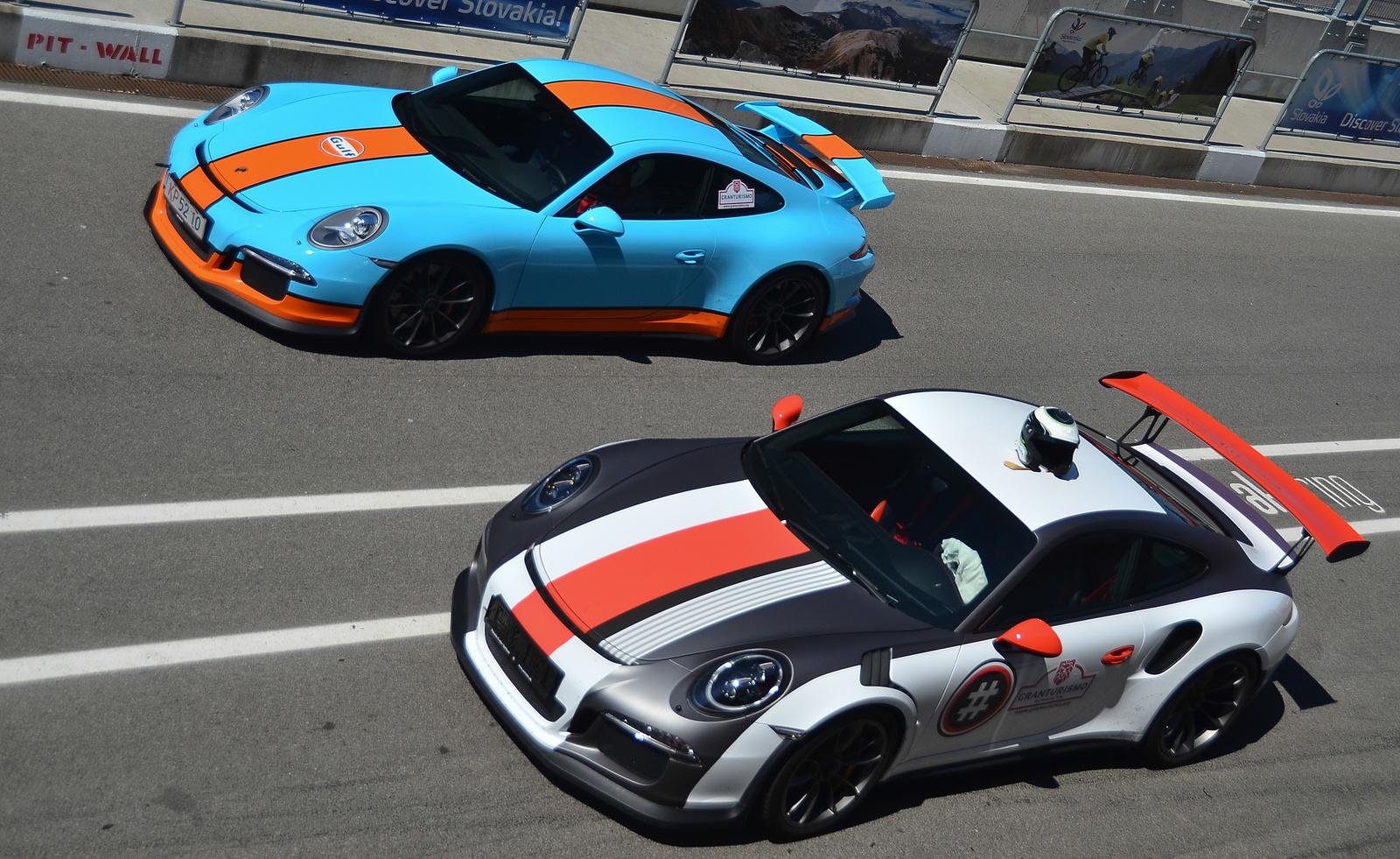 GT3 - GT3 RS