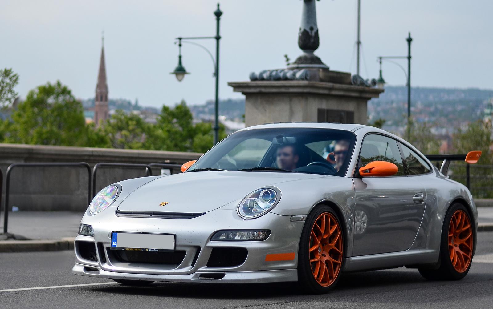 Porsche 911 GT3 MkI (997)