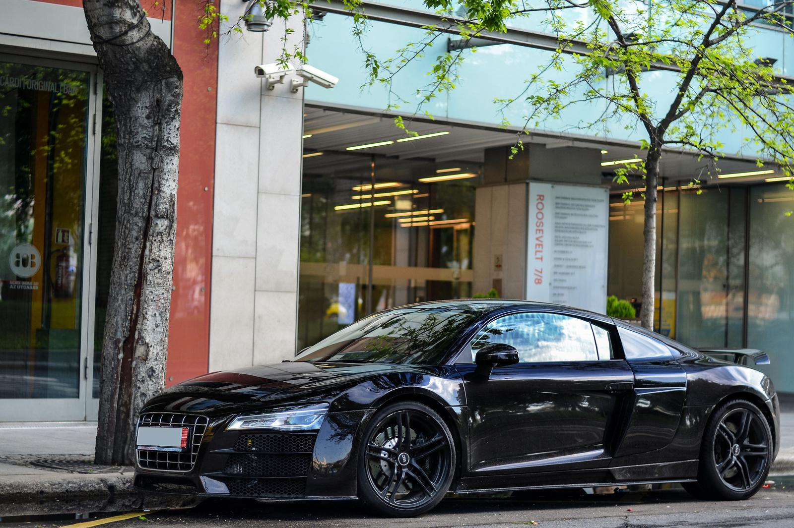 Audi R8 V10 tuning