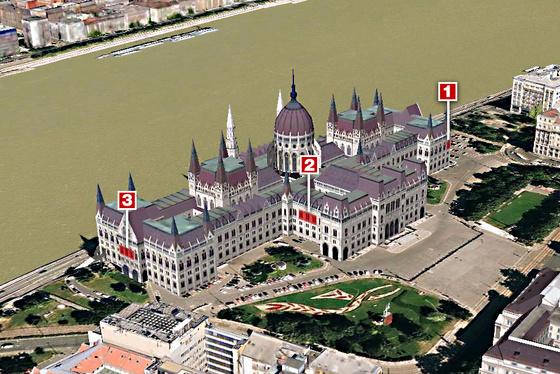 Parlament-grafika Kordos Szabolcstól