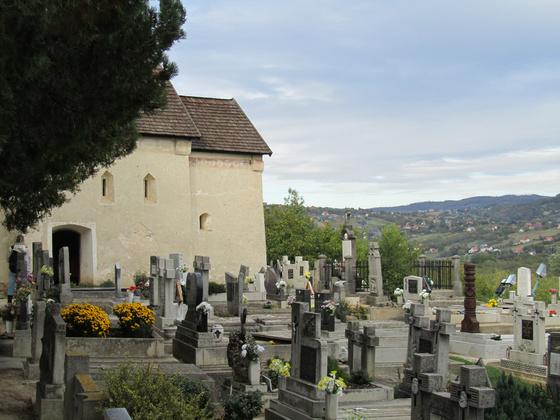 Szent Magdolna templom, Hévíz