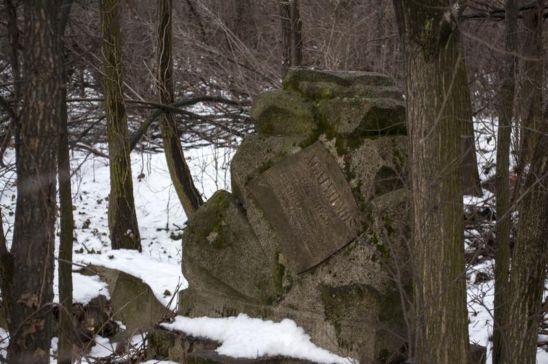 Régi albertfalvai temető - fotó: hatja