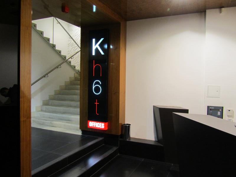 K6 - a porta