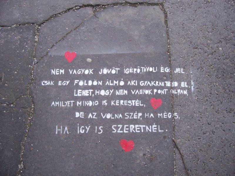 Szerelmi vallomás a Róna utcában - bpxv.blog.hu
