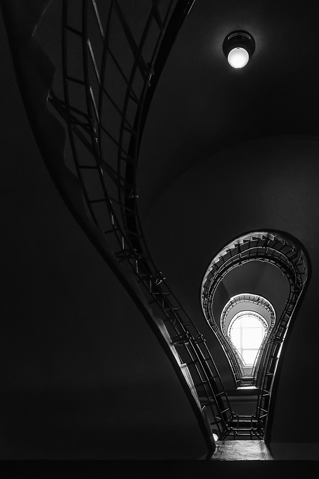 Egy sima lépcsőház