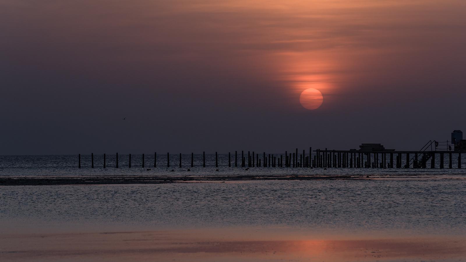 Napkelte a Vörös tengeren