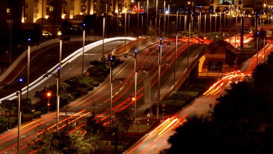 Wiesner: Dubai by night