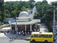 vrobee: Odessa Funicular