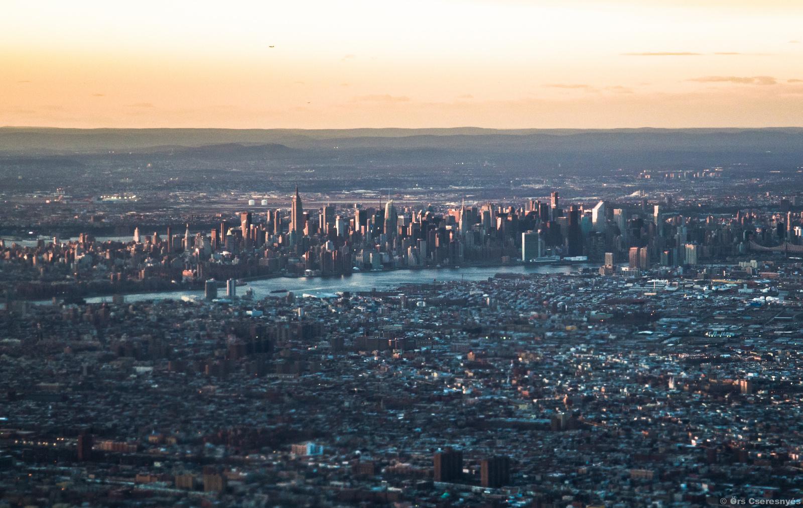 ors.cseresnyes: New York felüről