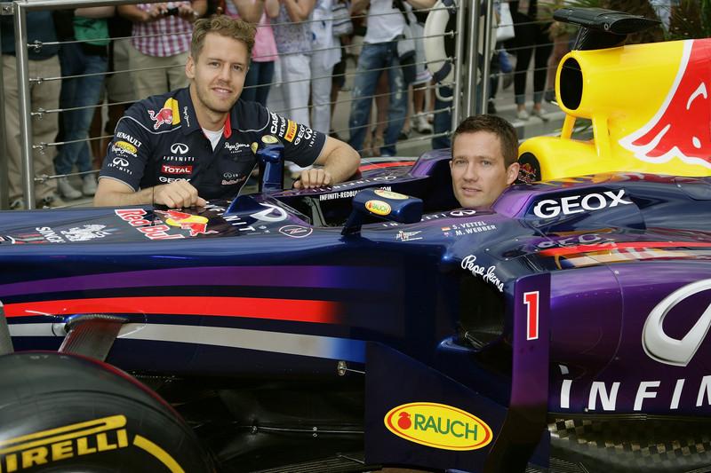 Formel 1 Grand Prix Monaco 2013