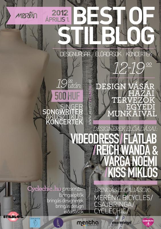 Best of Stilblog – Design mindenkinek! // Vásár április 1-én sok bicajjal és kiegészítővel