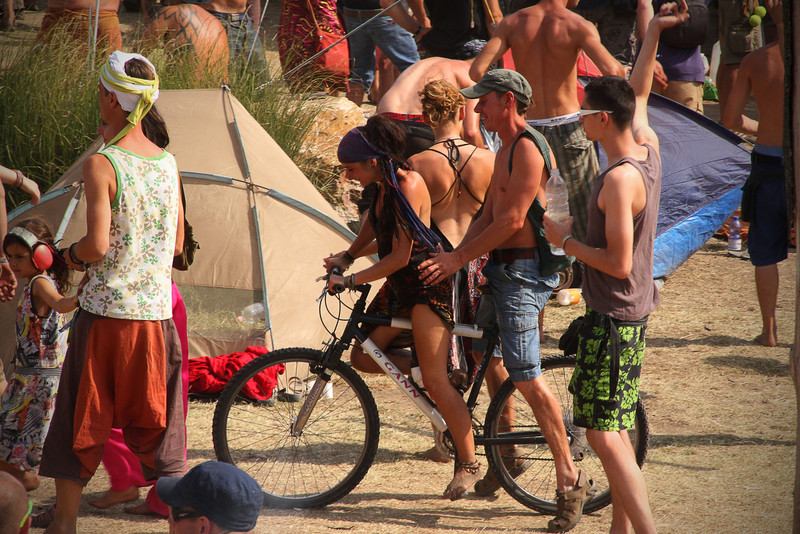 Ozora Cycle Chic