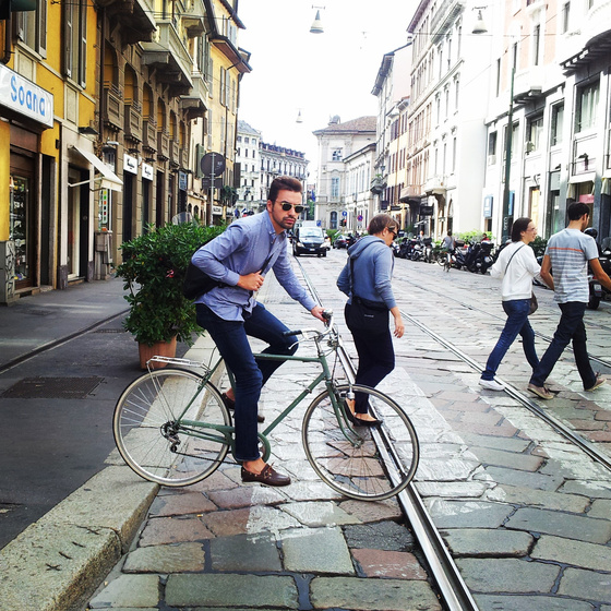 Milano Cycle Chic