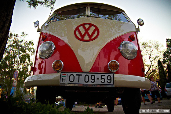 atom: Volkswagen T1 1959
