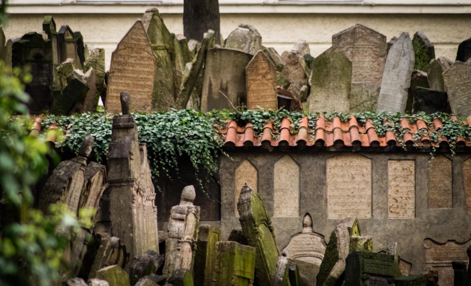 Old Jewish Cemetery, Prague