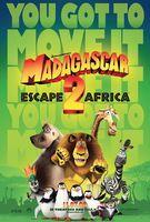 Madagaszkár 2 plakát 1