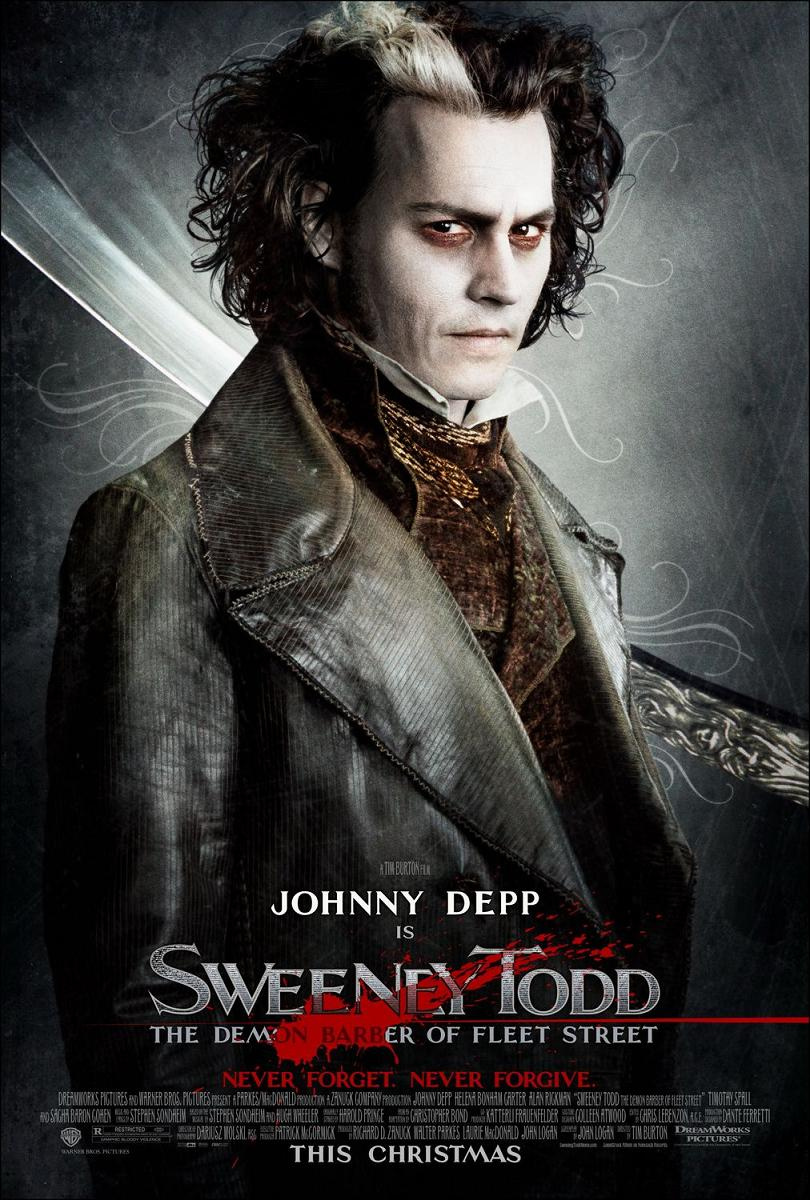 Full Movie Sweeney Todd: The Demon Barber of Fleet Street For Free