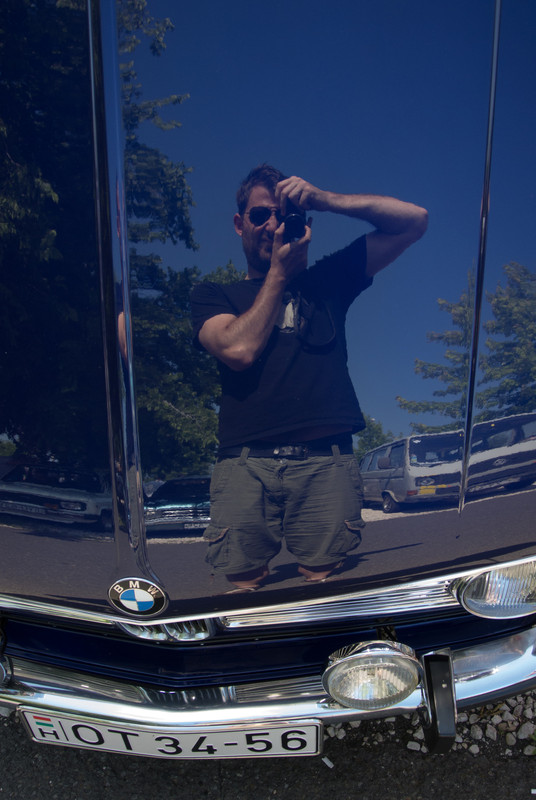 Selfie by BMW