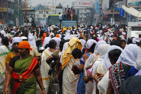 IndiaPass: Nőnap