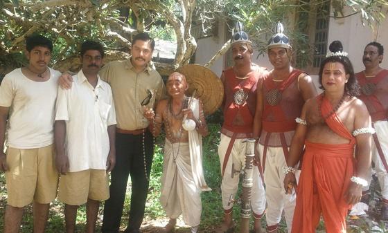 IndiaPass: Filmforgatás