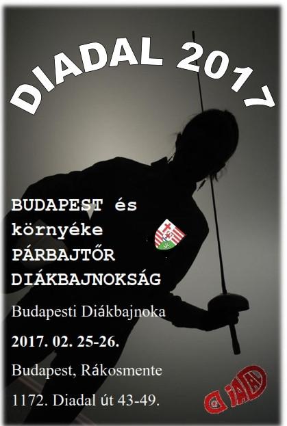 Diadal Úti Általános Iskola: plakát párbajtõrverseny 2017 001 - indafoto.hu