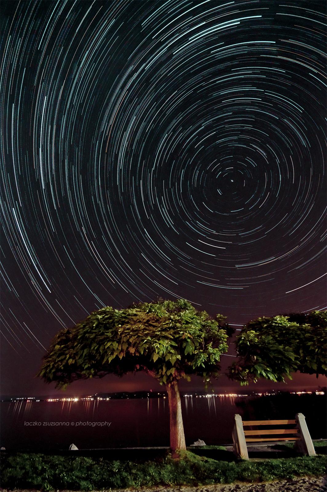 zsuzzzs: csillagjárás a balatonnál