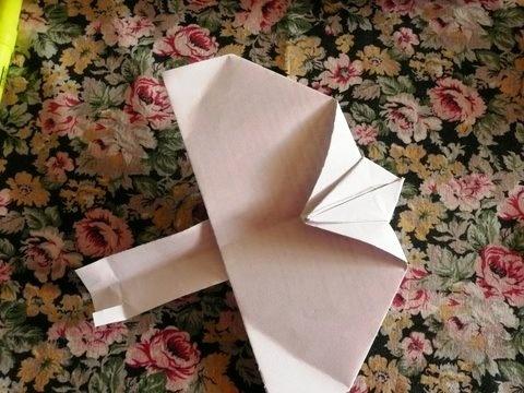 B.B.M: Papírrepülő hajtogatás