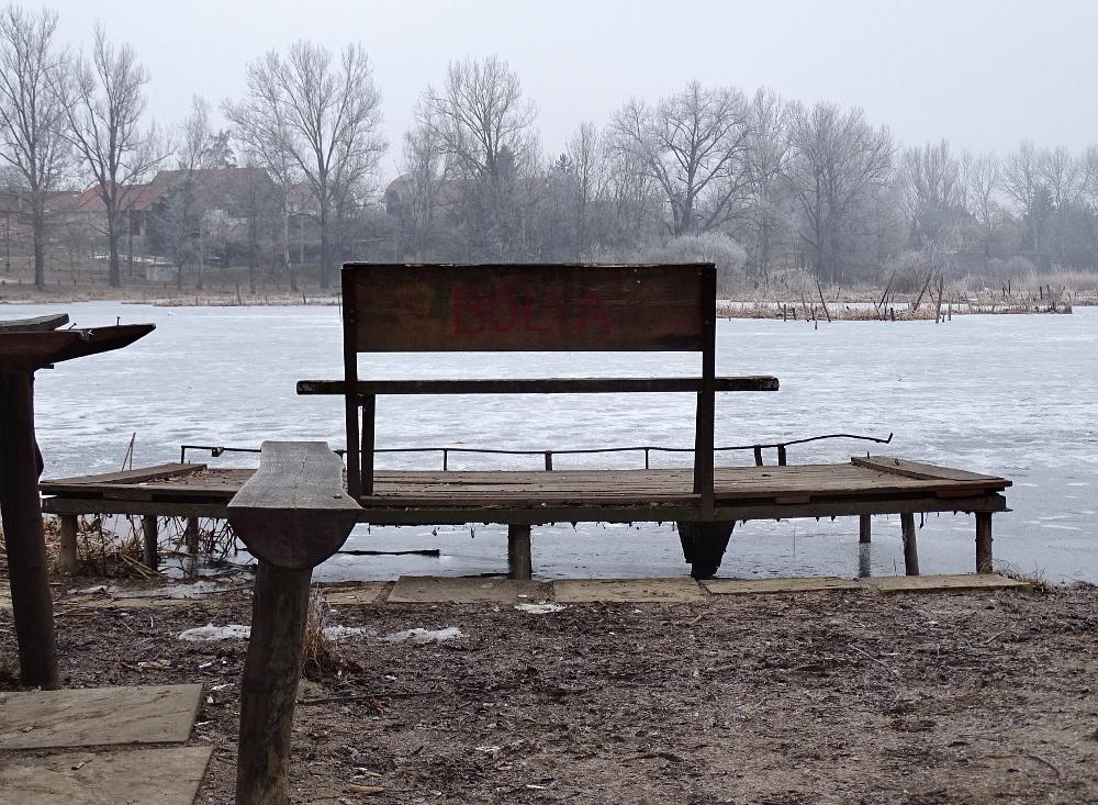Veresegyház - tó 2