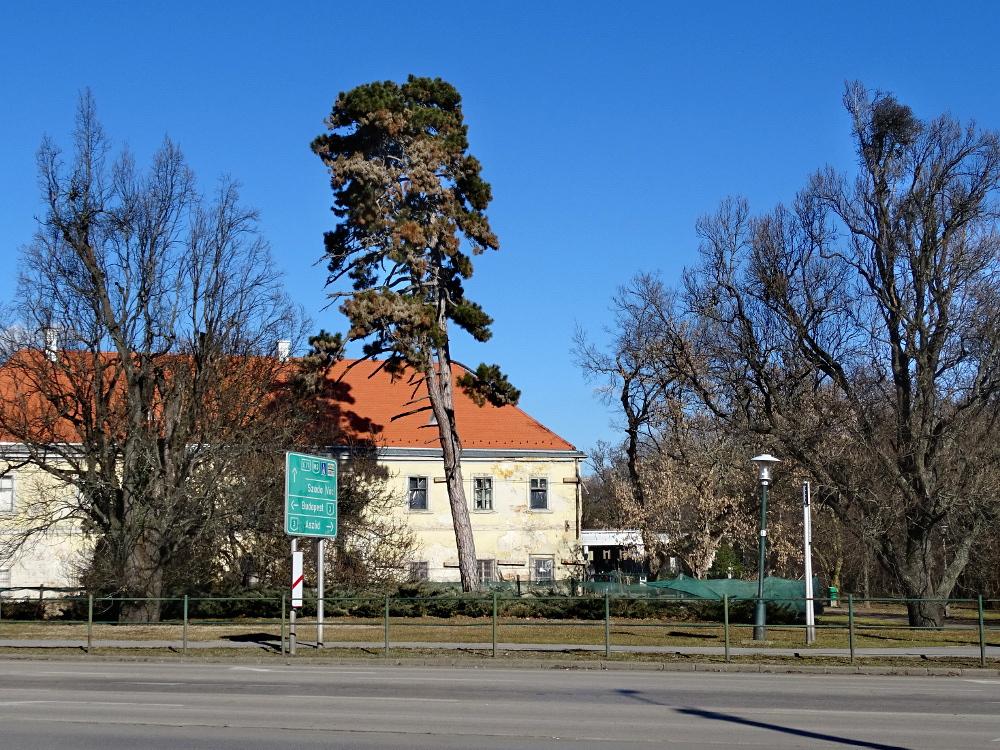 Gödöllő - kastély 1