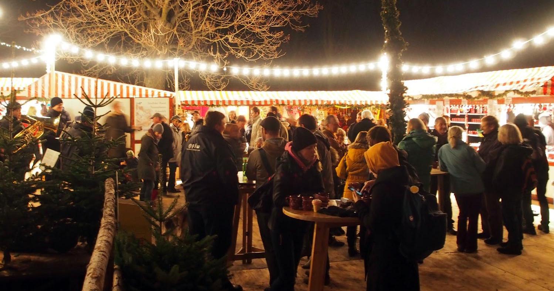 Bécs weihnachtsmarkt türkenschanzpark