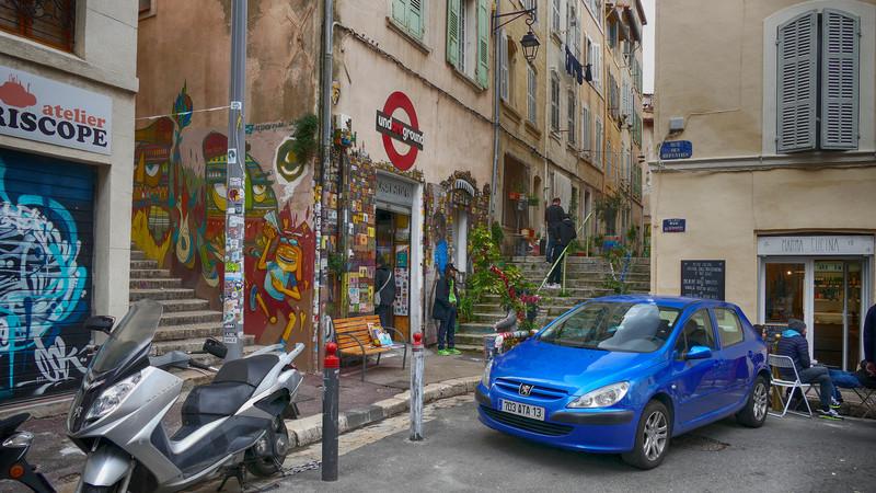 Costa - Marseille - undartground