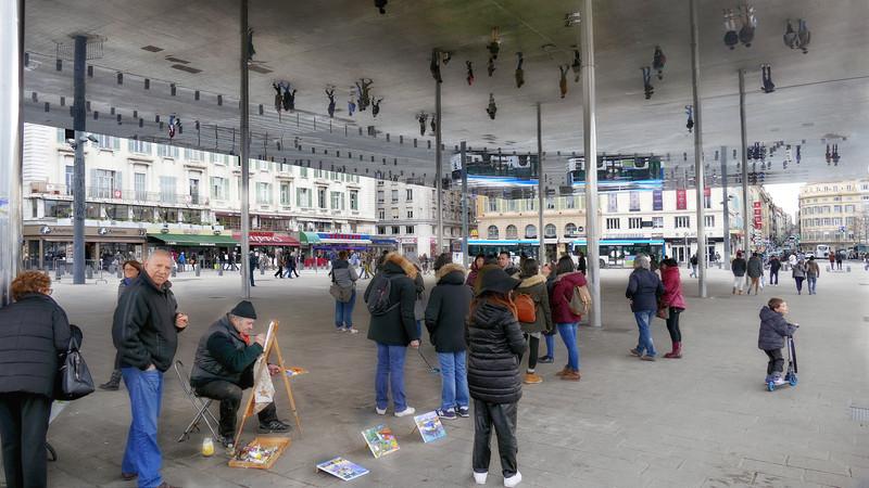 Costa - Marseille kikötő tükörmennyezet 212