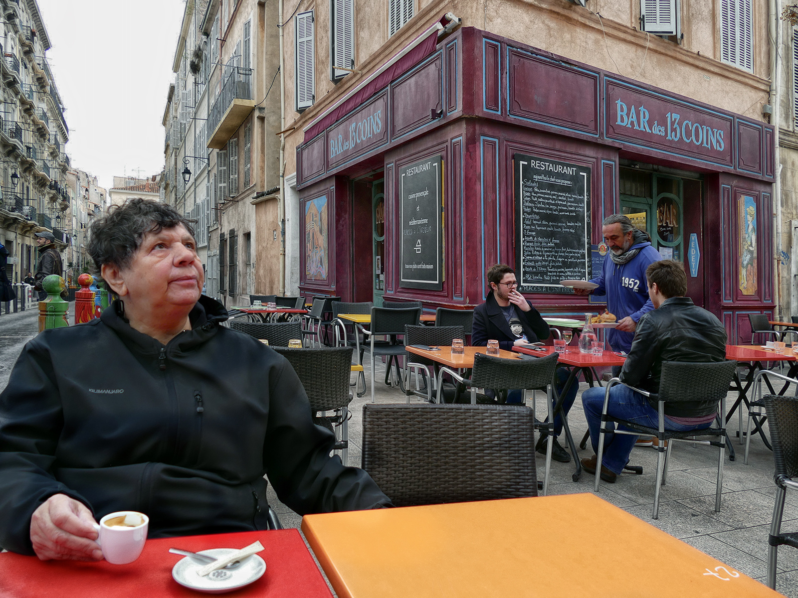 Costa - Marseille - Bar des 13 coins