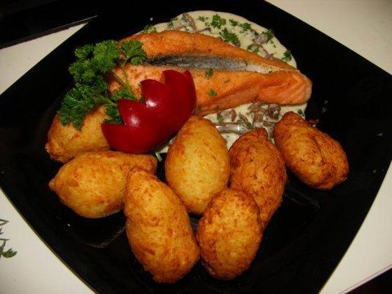 Fánk - krumplifánk rokagombas