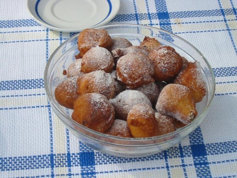 fánk apácsfánk - Fritule(miske)