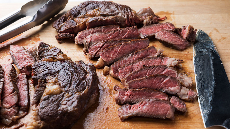 Steak SZUVIDOLT RIB-EYER STEAK
