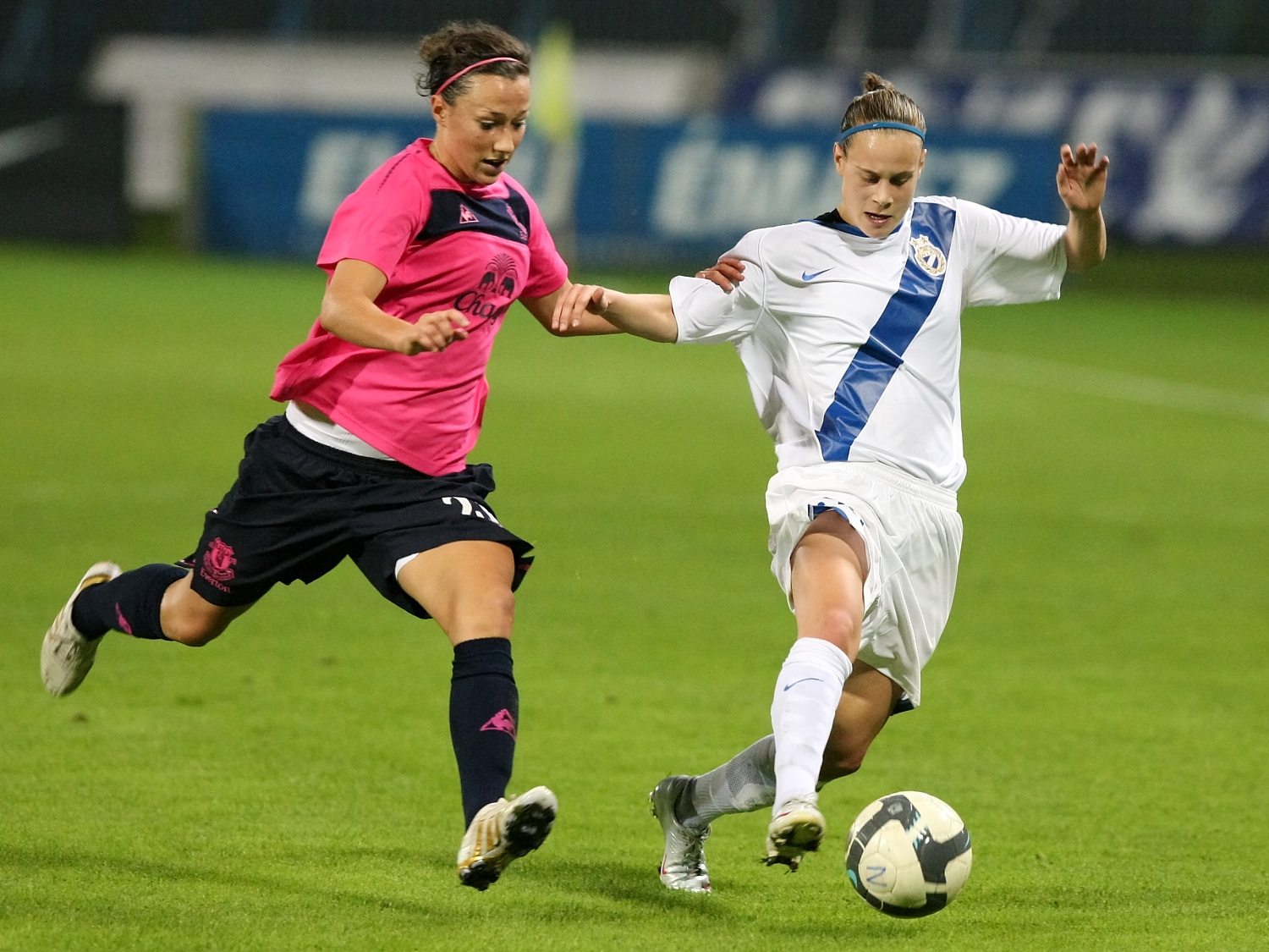UEFA Womens's CL MTK Buapest-Everton Ladies
